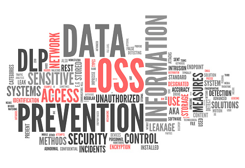 data security and leakage prevention systems